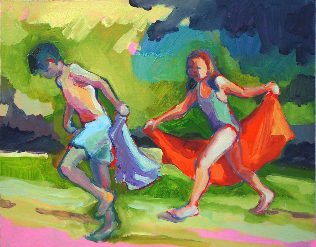 ulrikebahl-malerei-Sommerspiele